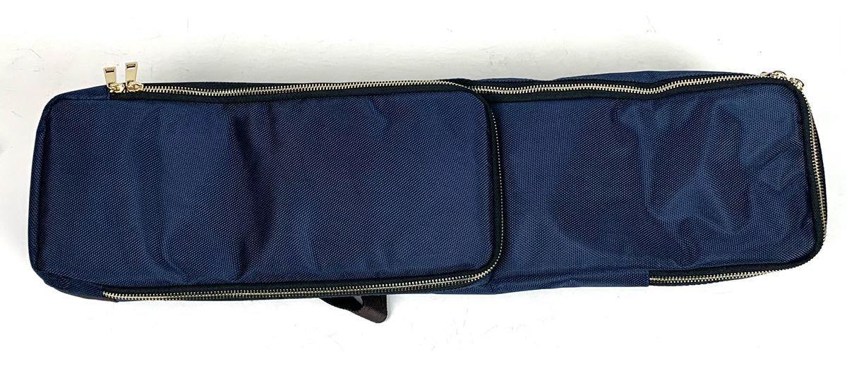 ●SUZUKI 木製鍵盤ハーモニカ W-37 ケース バッグ 輸送ケース●_画像2