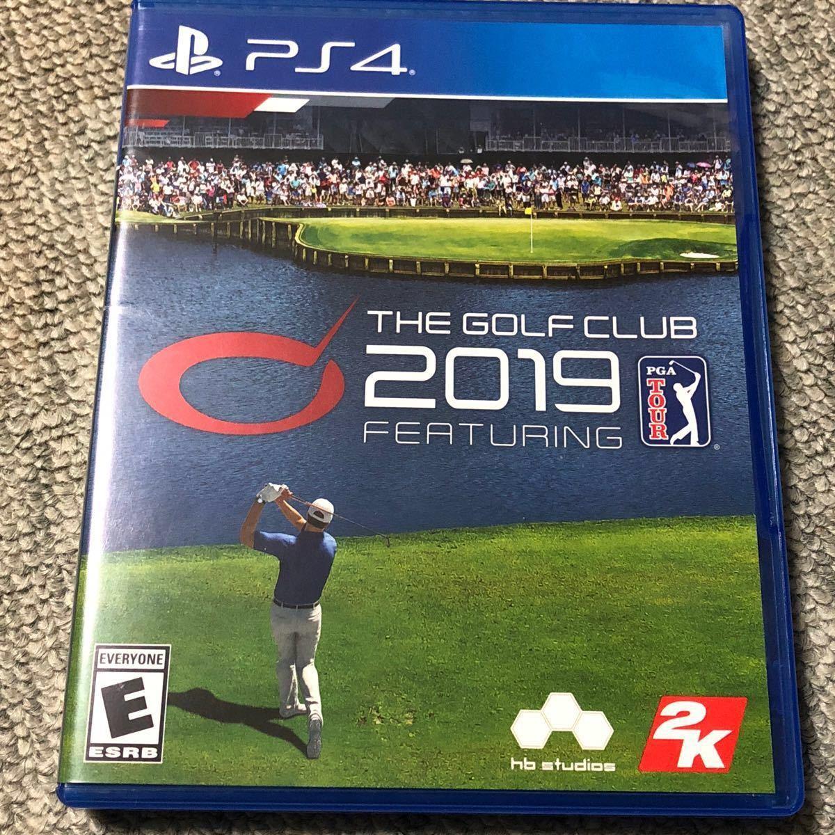 PS4 ザ ゴルフクラブ 2019