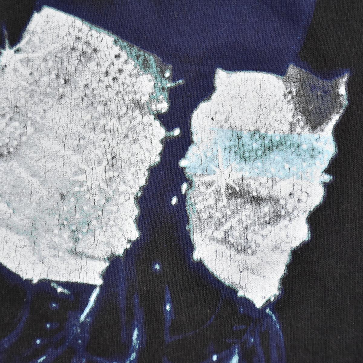 Michael Jackson マイケルジャクソン ★ リー Leeボディ USA製 ヴィンテージ 90s 1994 HISTORY コピーライト有 半袖 Tシャツ 黒 L_画像7