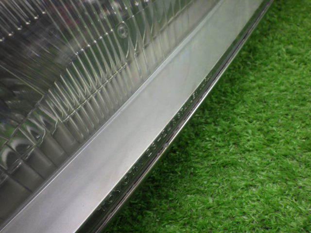 ★コーティング加工済★ トヨタ 80系 チェイサー 後期 右ヘッドライト ハロゲン 201128111_画像5