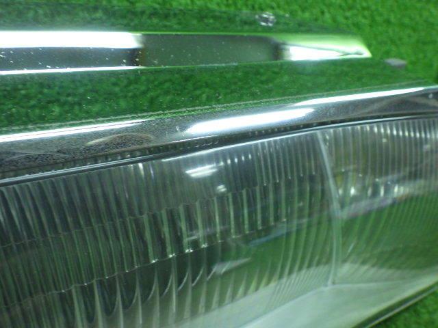 ★コーティング加工済★ トヨタ 80系 チェイサー 後期 右ヘッドライト ハロゲン 201128111_画像4