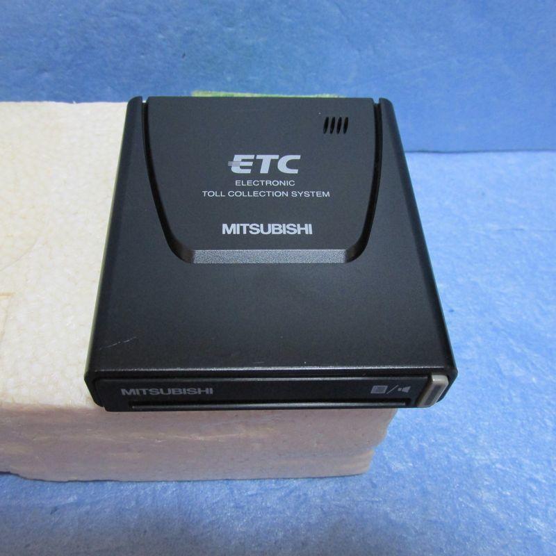 【軽自動車登録】三菱電機製 EP-9U512V アンテナ一体型ETC 【USB、シガープラグ対応】_画像2