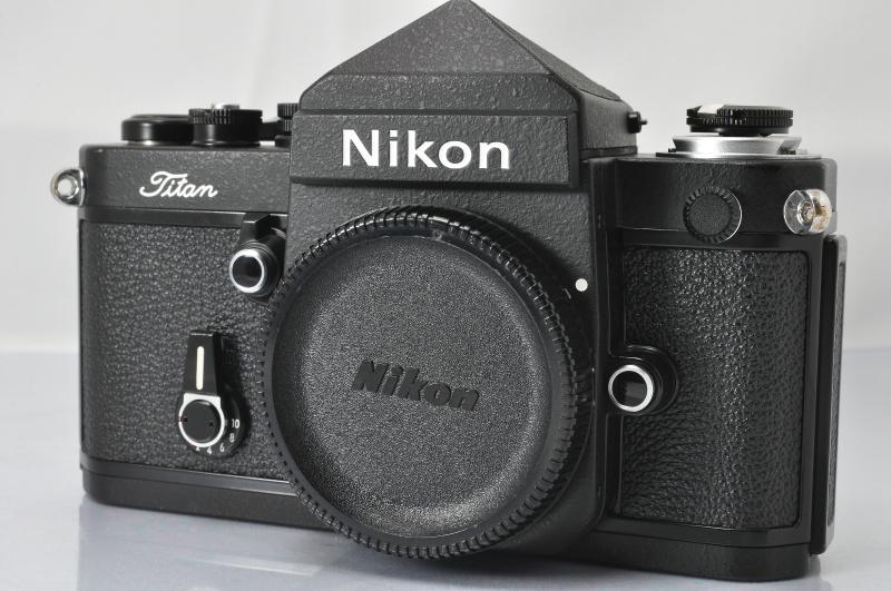 ★★極上品 Nikon F2 Titan SLR 35mm Eye Level Film Camera♪♪#4911