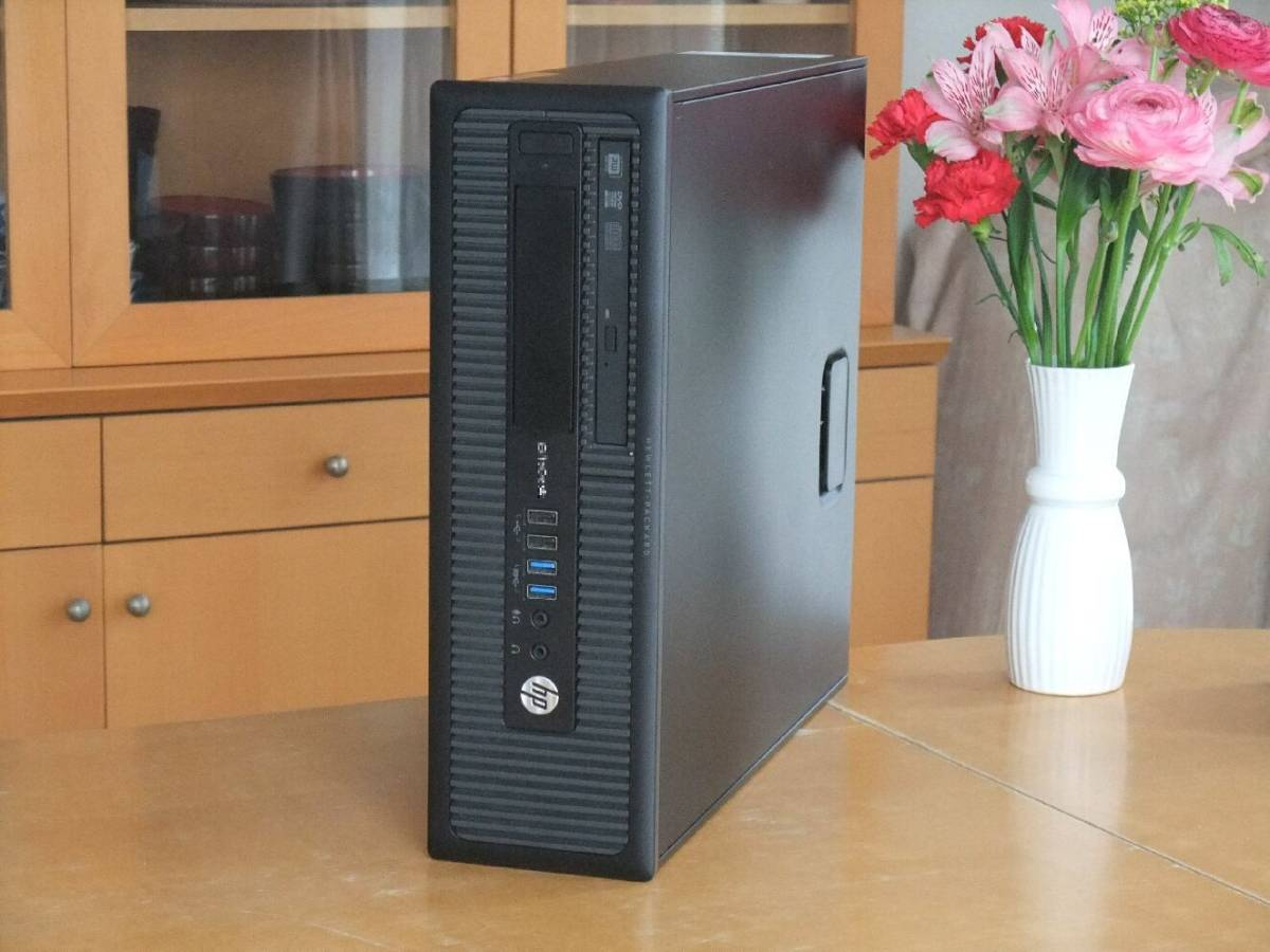 ☆超高速 i7-4790 4.0Gx8/新品SSD1TB/HDD2TB/大容量20Gメモリ/Office2019/Win10/4K/USB3.0/領収証可/税不要/ProDesk600
