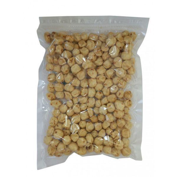 クラッカーピーナッツ 500g チャック袋 500gX1袋 九州工場製造品 黒田屋_画像3