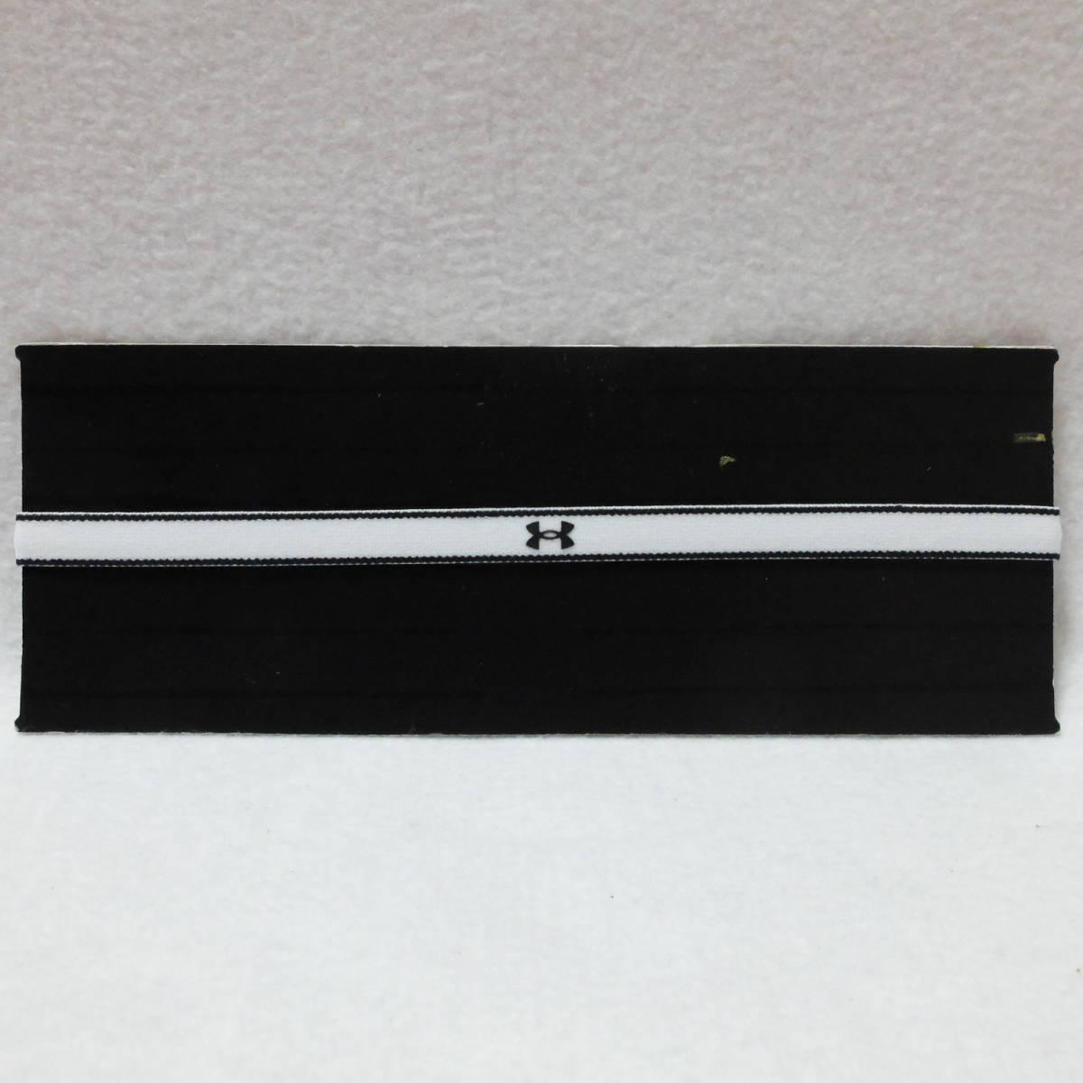 アンダーアーマー ヘアバンド ヘッドバンド ホワイト UNDER ARMOUR Mini Headbands