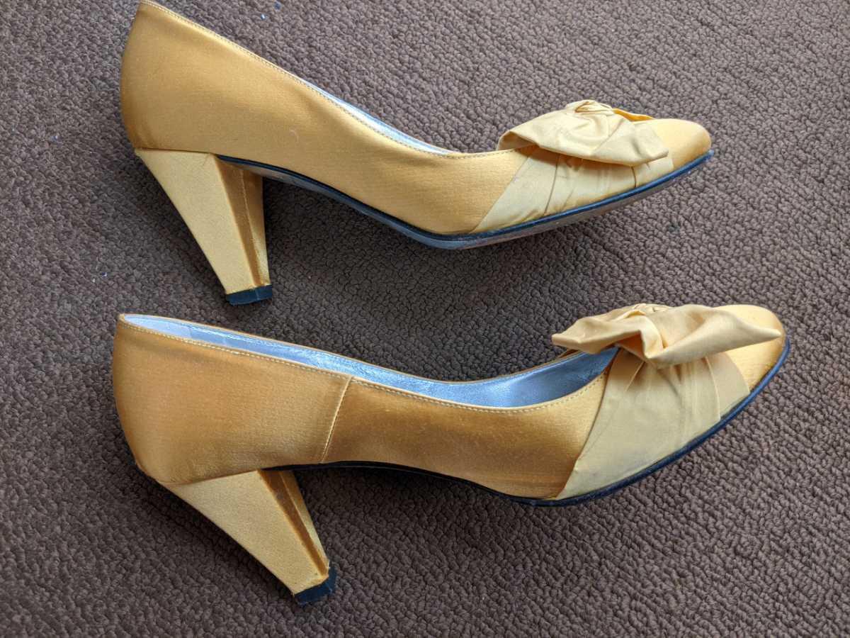 ブルーガール パンプス 靴 36_画像6