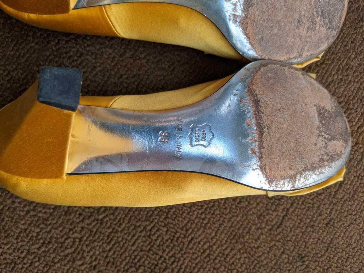 ブルーガール パンプス 靴 36_画像8