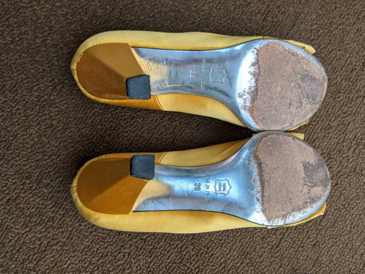 ブルーガール パンプス 靴 36_画像7