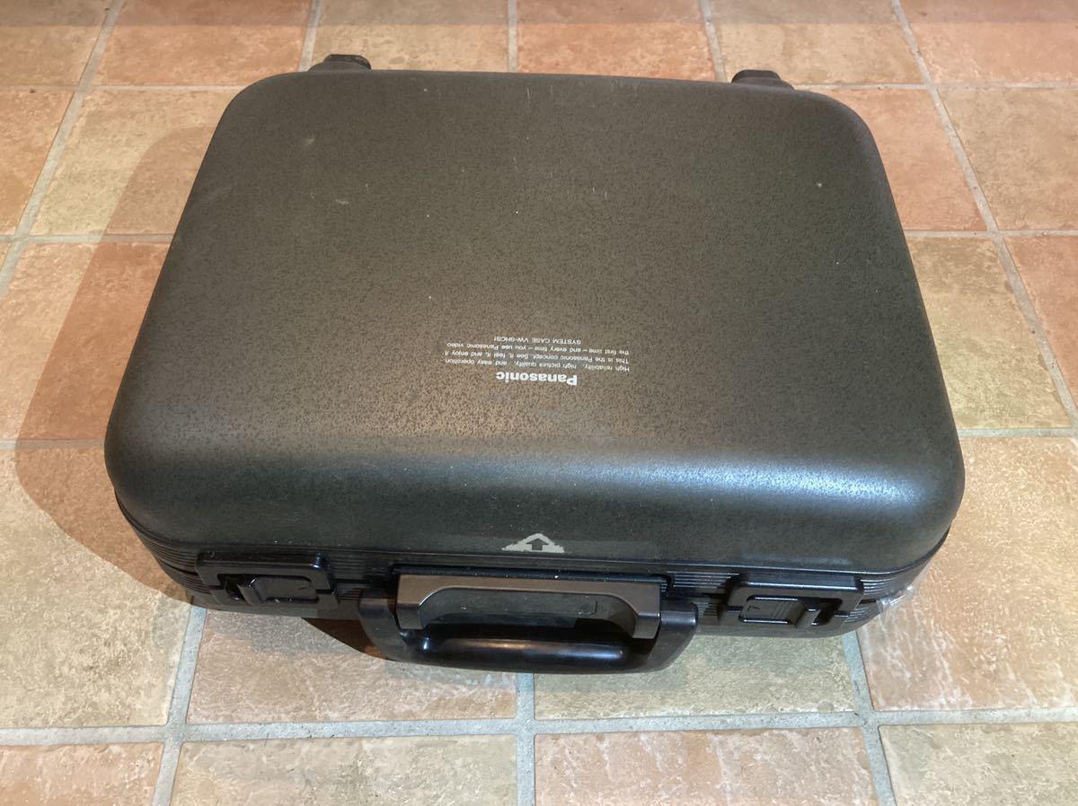 《お宝?!》Panasonic systemcase VW-SHCS1 ビデオカメラ_画像4