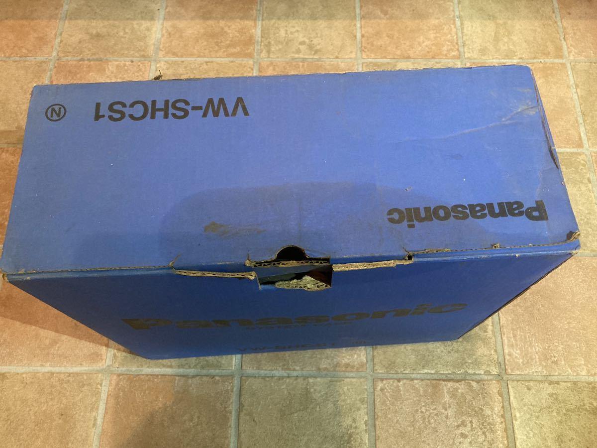 《お宝?!》Panasonic systemcase VW-SHCS1 ビデオカメラ_画像6
