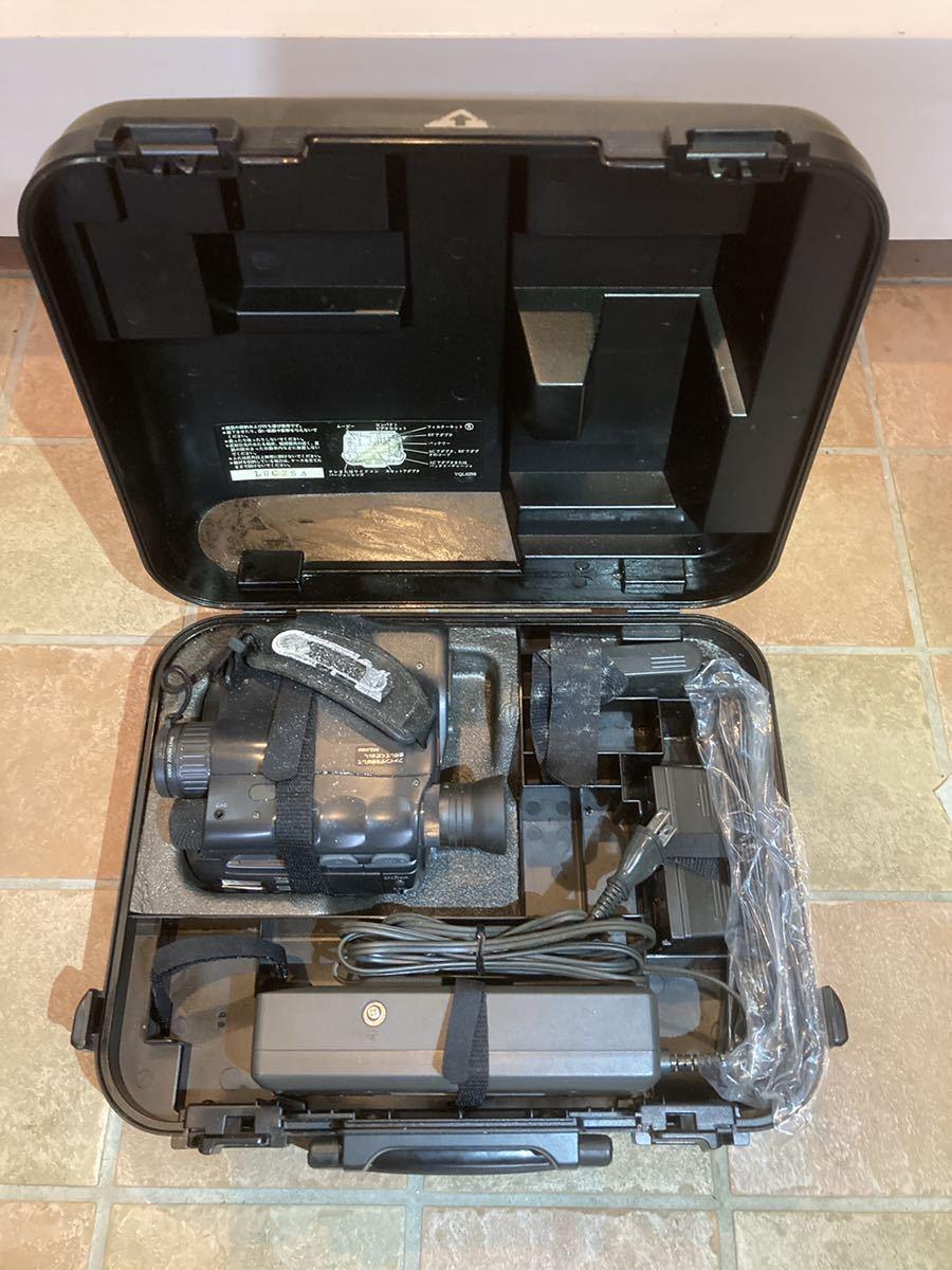 《お宝?!》Panasonic systemcase VW-SHCS1 ビデオカメラ_画像1