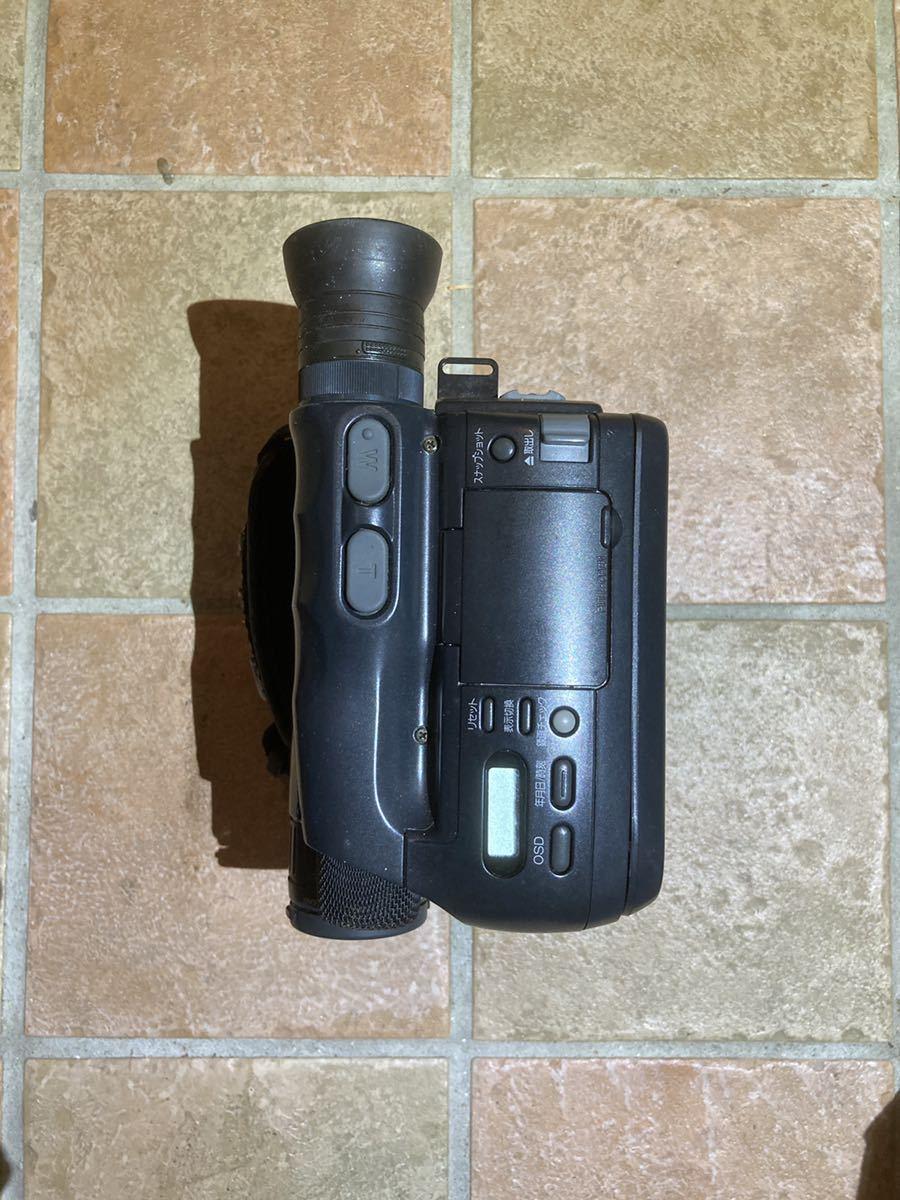 《お宝?!》Panasonic systemcase VW-SHCS1 ビデオカメラ_画像10
