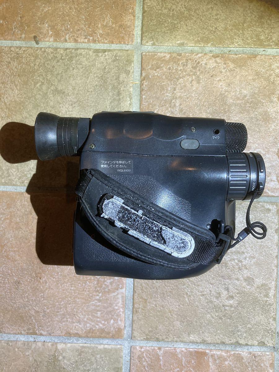 《お宝?!》Panasonic systemcase VW-SHCS1 ビデオカメラ_画像9
