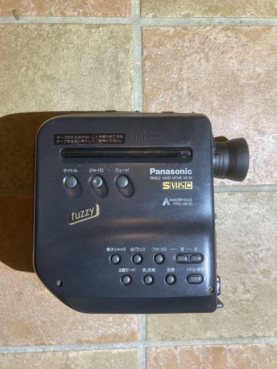 《お宝?!》Panasonic systemcase VW-SHCS1 ビデオカメラ_画像7