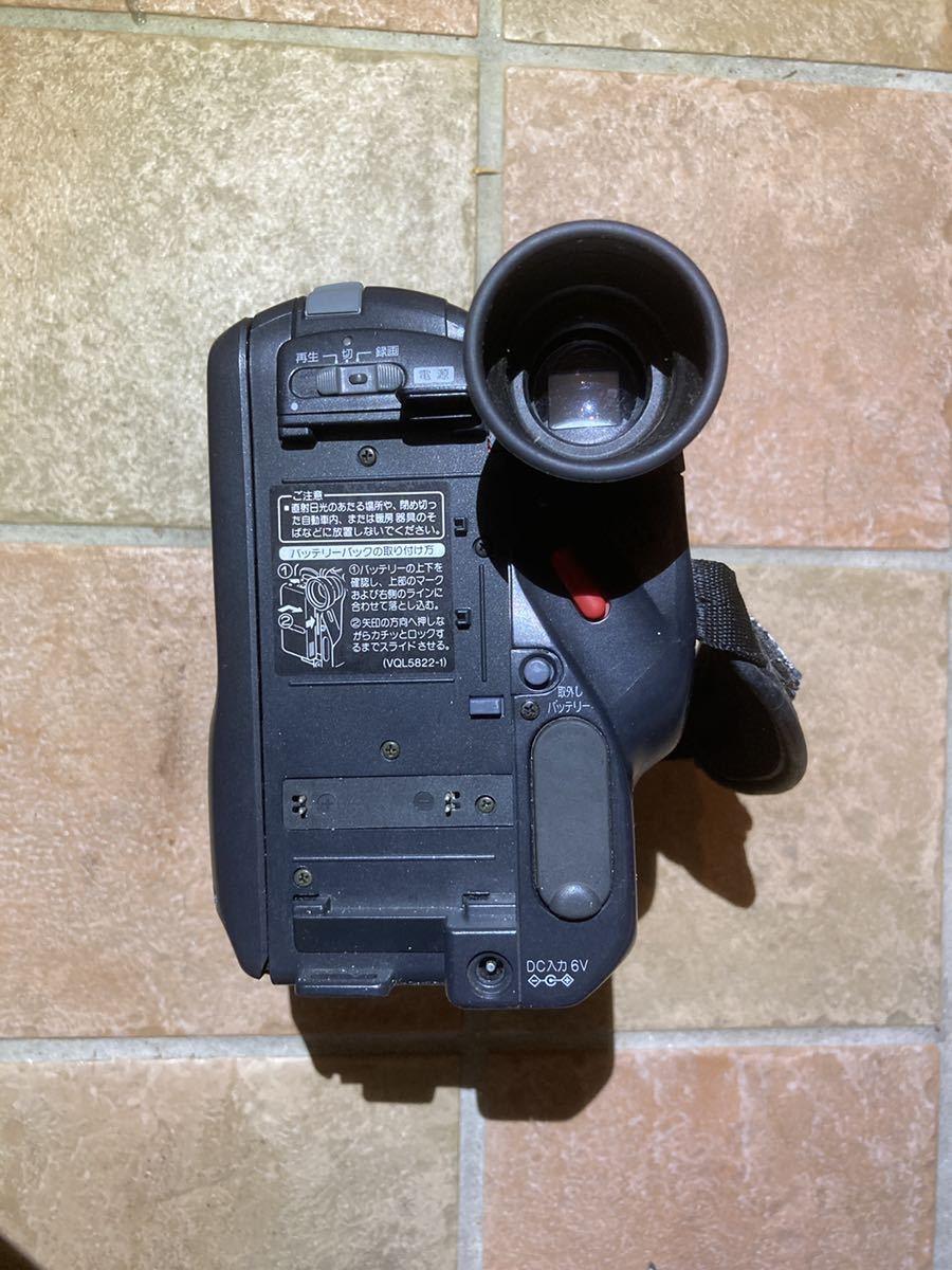 《お宝?!》Panasonic systemcase VW-SHCS1 ビデオカメラ_画像8