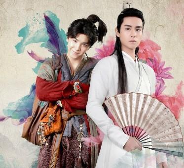 中国ドラマ  マーベラス・ツインズ  Blu-ray  全話