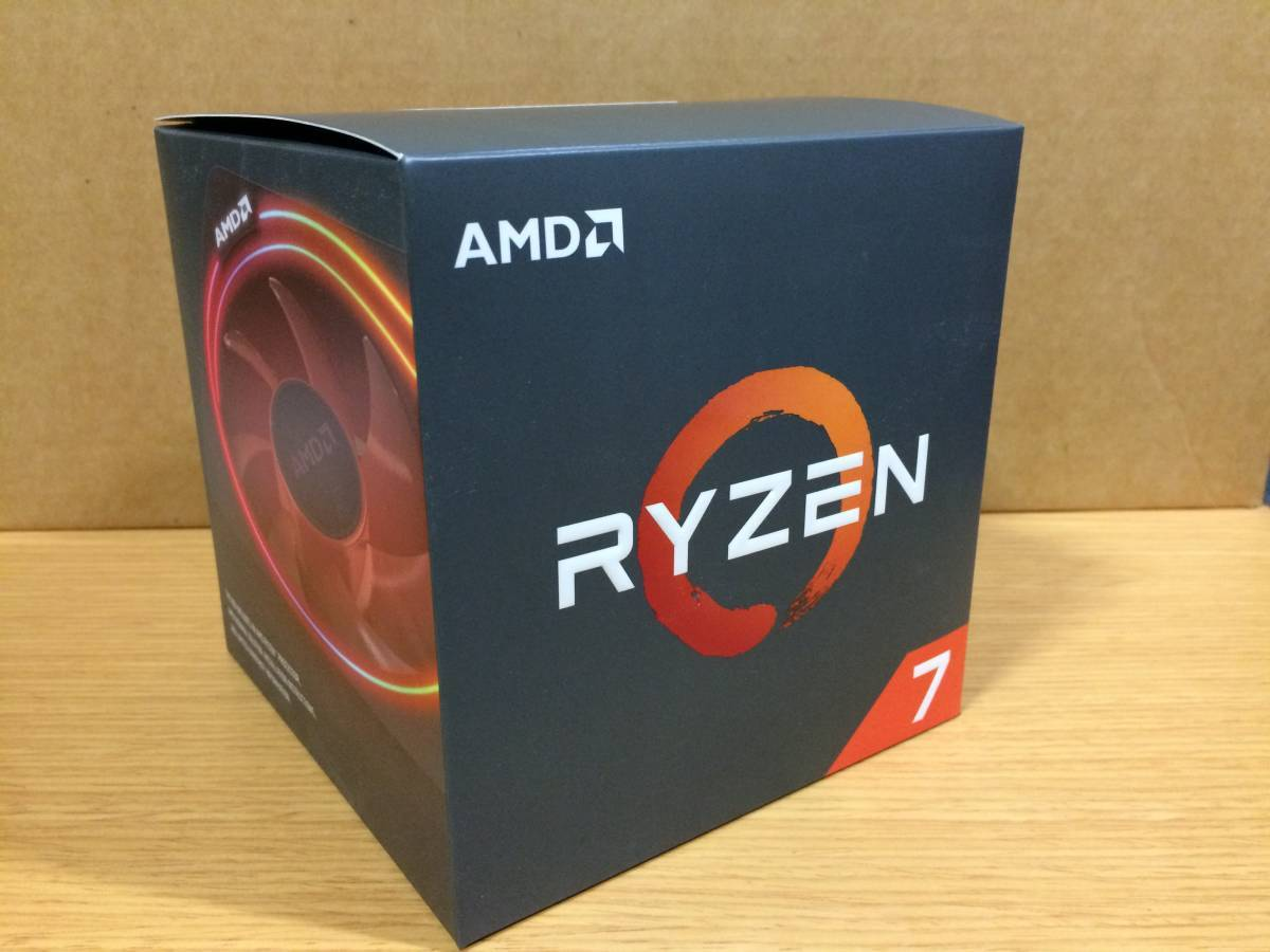 AMD Ryzen 7 2700X_画像1