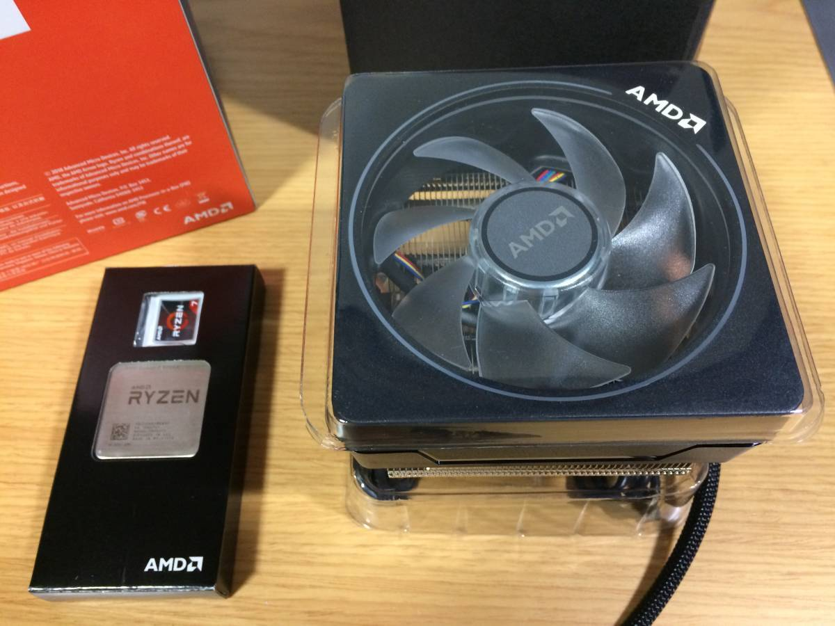 AMD Ryzen 7 2700X_画像3
