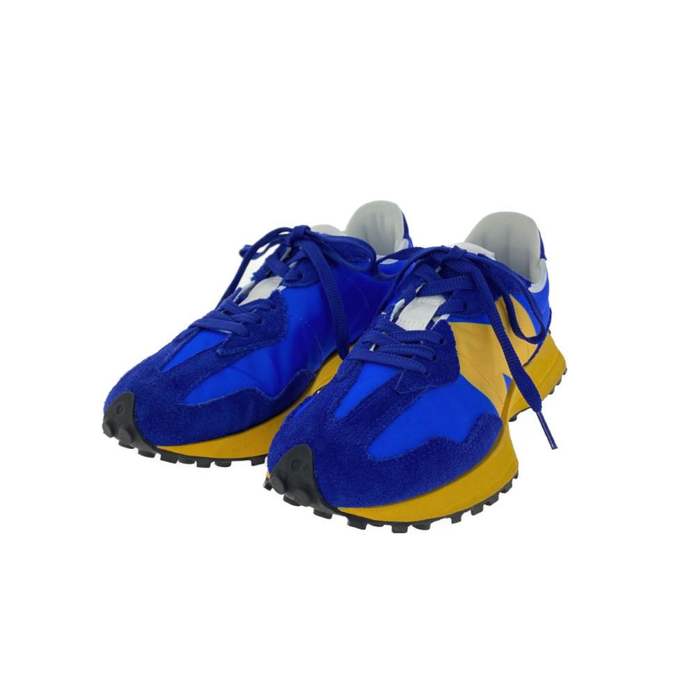 ニューバランス ローカットスニーカー靴/MS327CLB/25.0/MARINE BLUE/New Balance 翌日配送可■371957_画像1