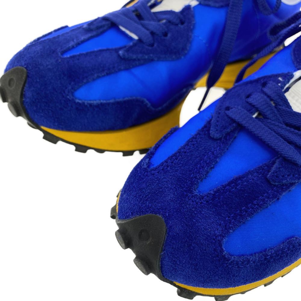 ニューバランス ローカットスニーカー靴/MS327CLB/25.0/MARINE BLUE/New Balance 翌日配送可■371957_画像4