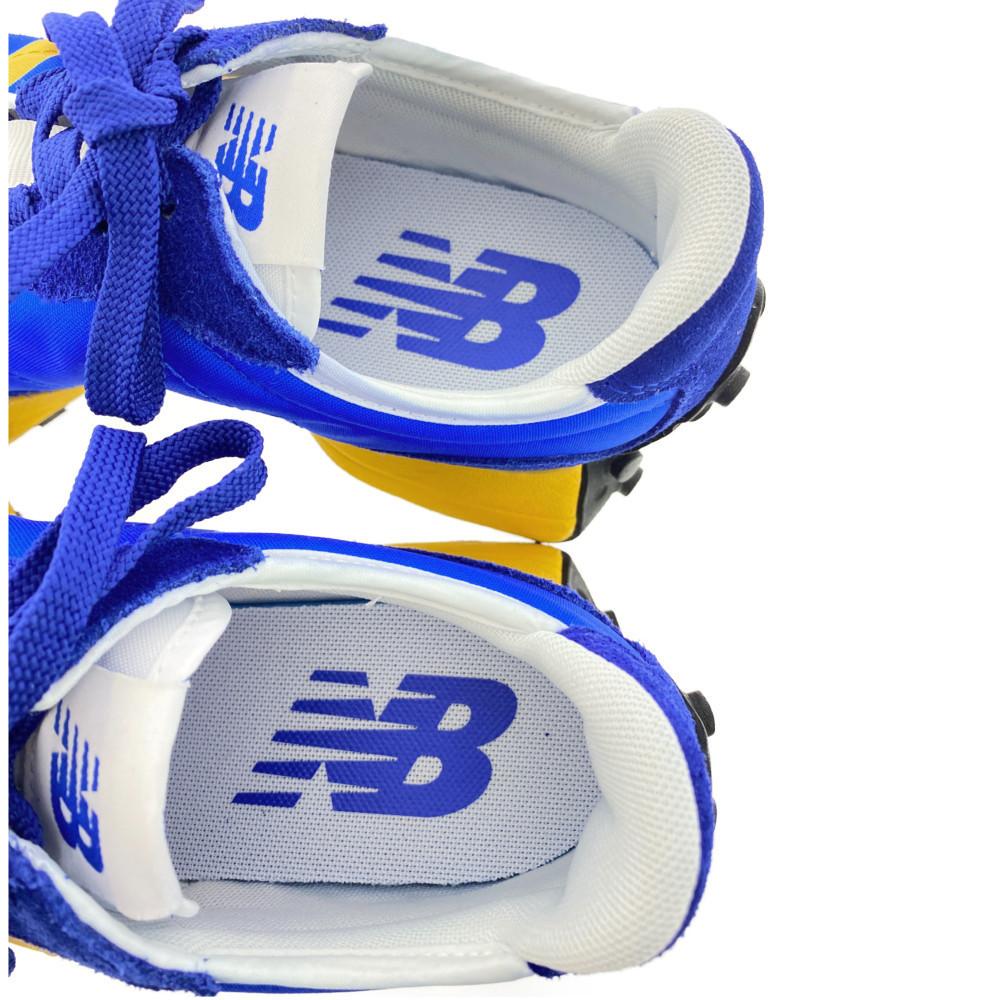 ニューバランス ローカットスニーカー靴/MS327CLB/25.0/MARINE BLUE/New Balance 翌日配送可■371957_画像8