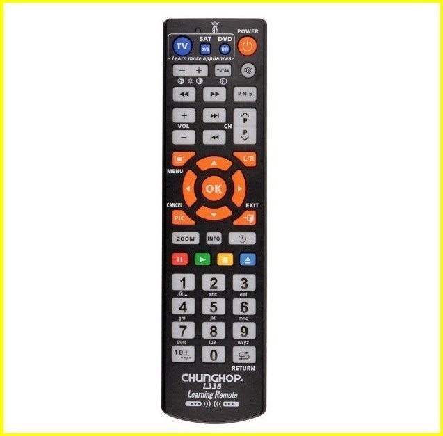 送料込 ピクセラ 液晶テレビ 互換専用リモコン PIX-RM028-PA1 互換対応 ①-2 動作テスト済 テレビリモコン 互換リモコン 9個有_こちらが実際のリモコンとなります。