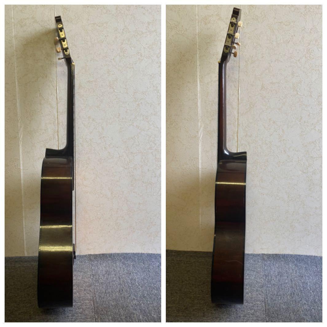 YAMAHA ヤマハ クラシックギター S-70 _画像5