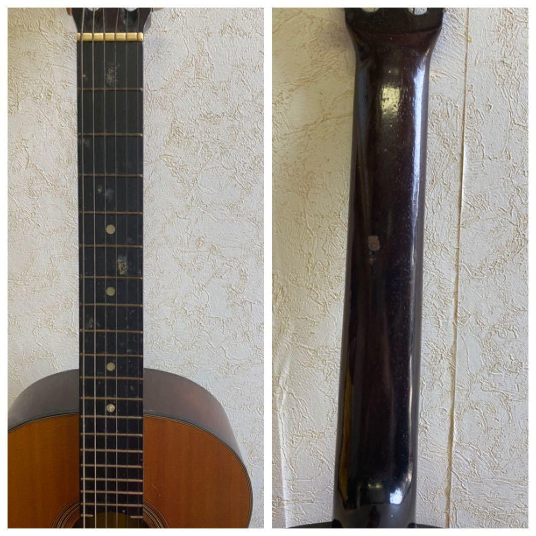 YAMAHA ヤマハ クラシックギター S-70 _画像6