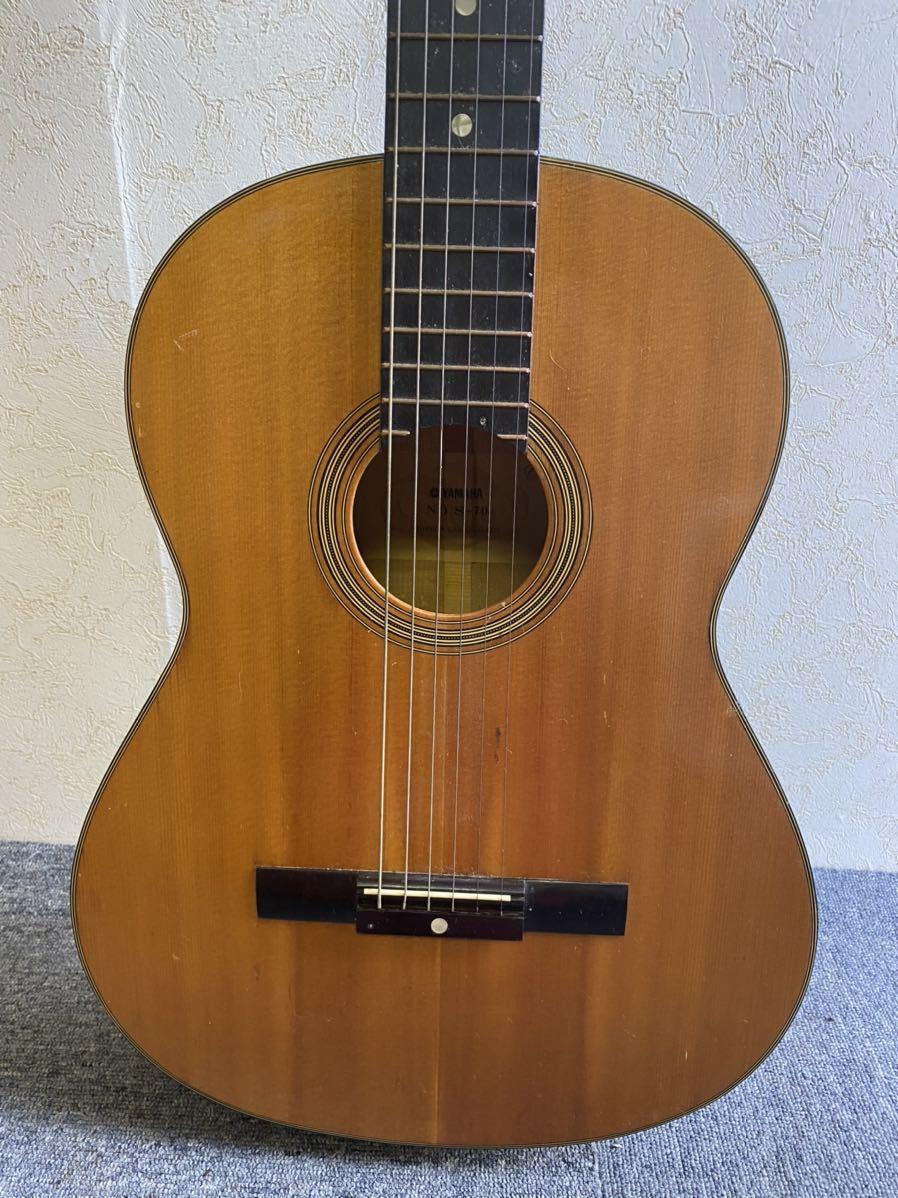 YAMAHA ヤマハ クラシックギター S-70 _画像3