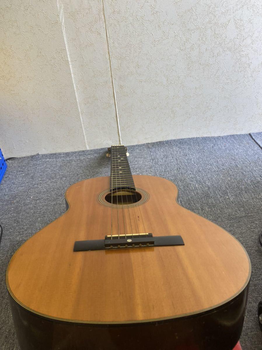YAMAHA ヤマハ クラシックギター S-70 _画像9