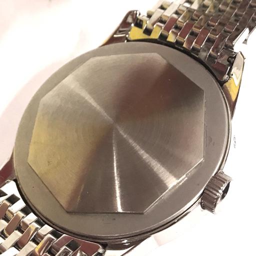 ダンヒル 腕時計 A-セントリック A-Centric DCZ400L 白文字盤 自動巻き メンズ 純正ベルト 稼働 付属有 dunhill_画像4