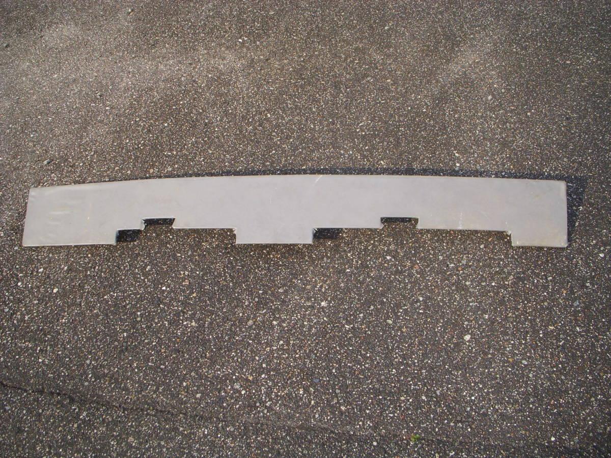 空冷VW ワーゲン タイプ2 1964~1967 リアシートキックパネル ボードは純正_画像9