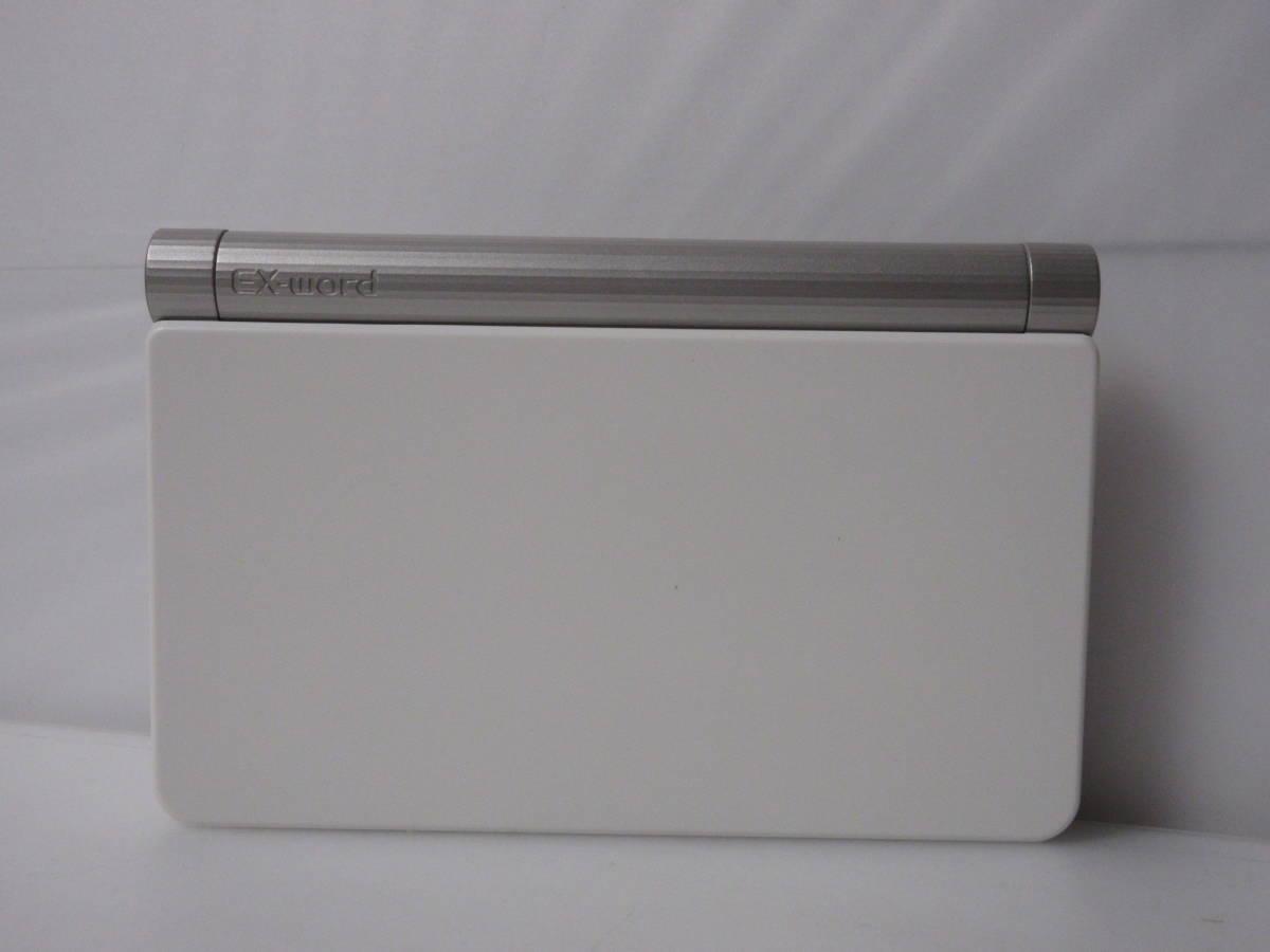☆彡カシオ 医学モデル XD-SR5700MED 展示美品 医学系6コンテンツを収録した電子辞書 VI_画像4