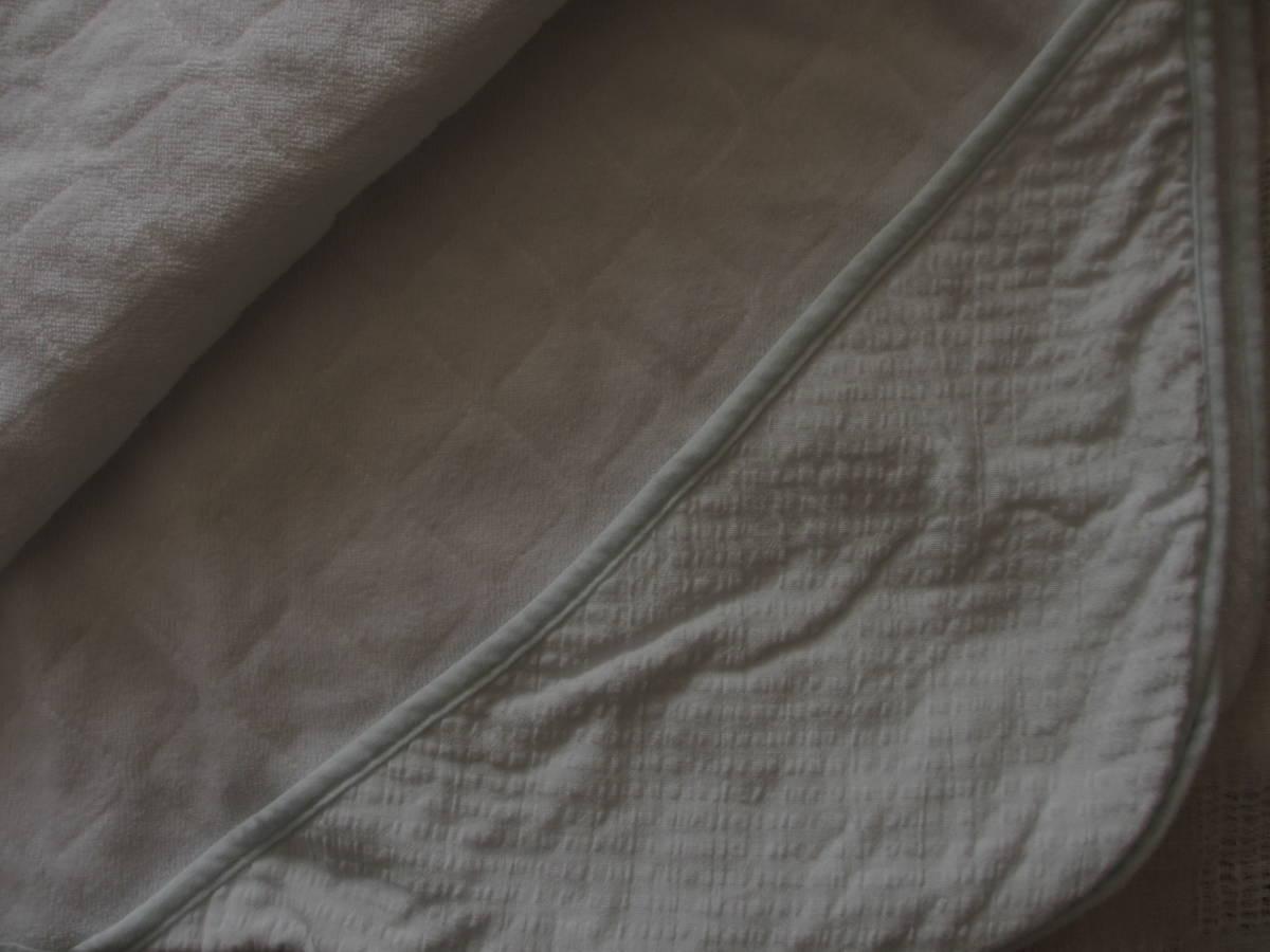 刺繍 おくるみ ひざ掛け 綿 赤ちゃんの城 日本製_画像5