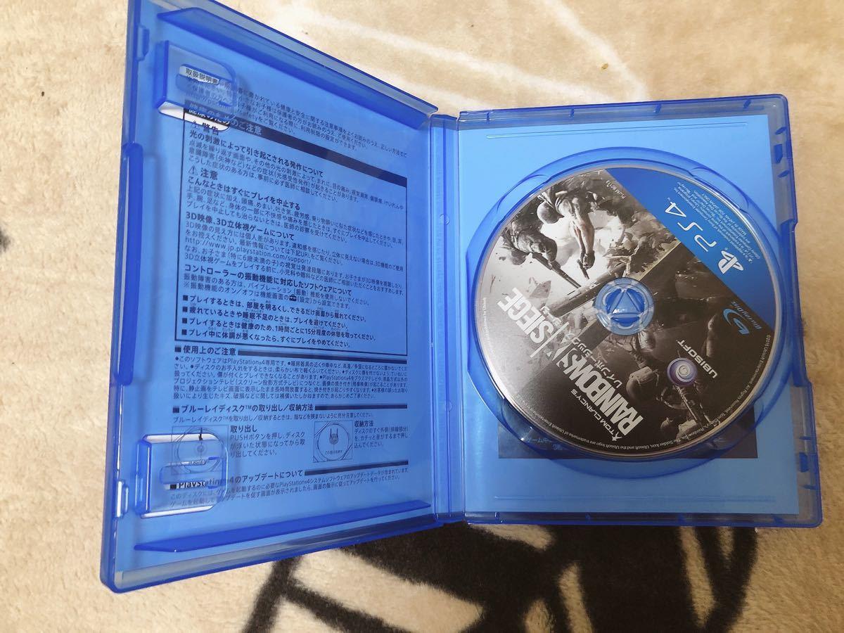 【PS4】 レインボーシックス シージ [通常版]