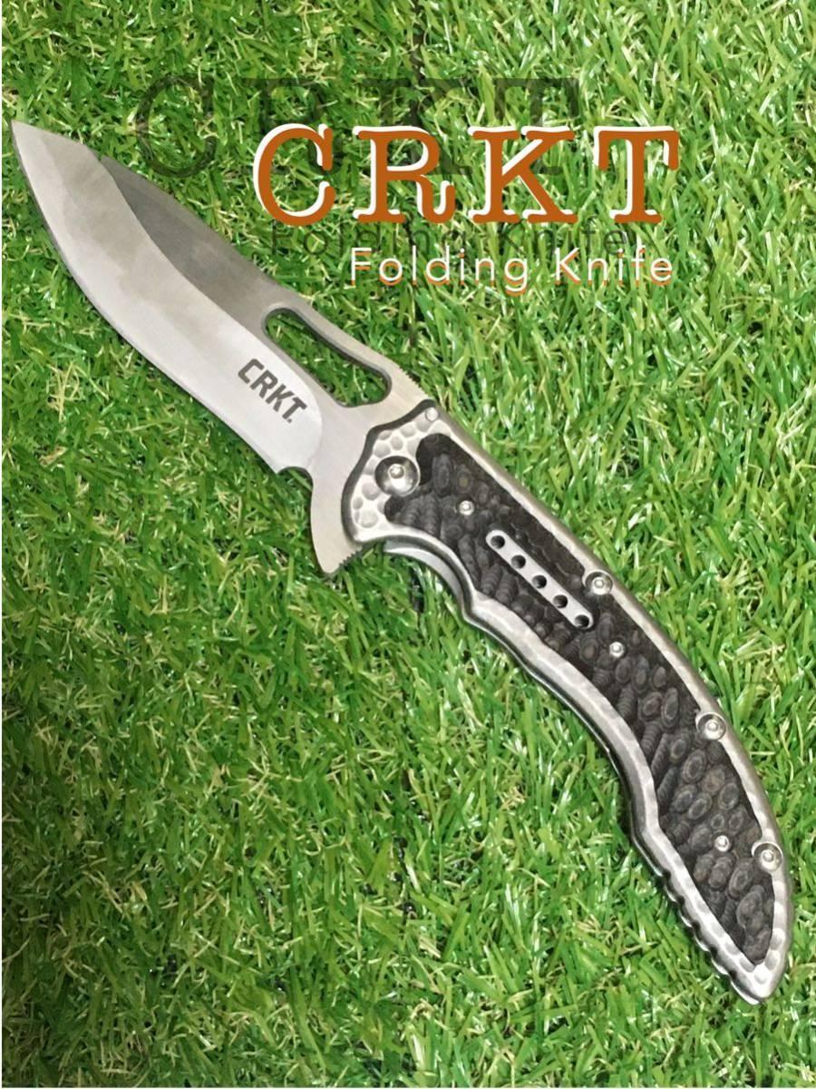 CRKT Folding Knife #001 コロンビア フォールディングナイフ 折りたたみナイフ