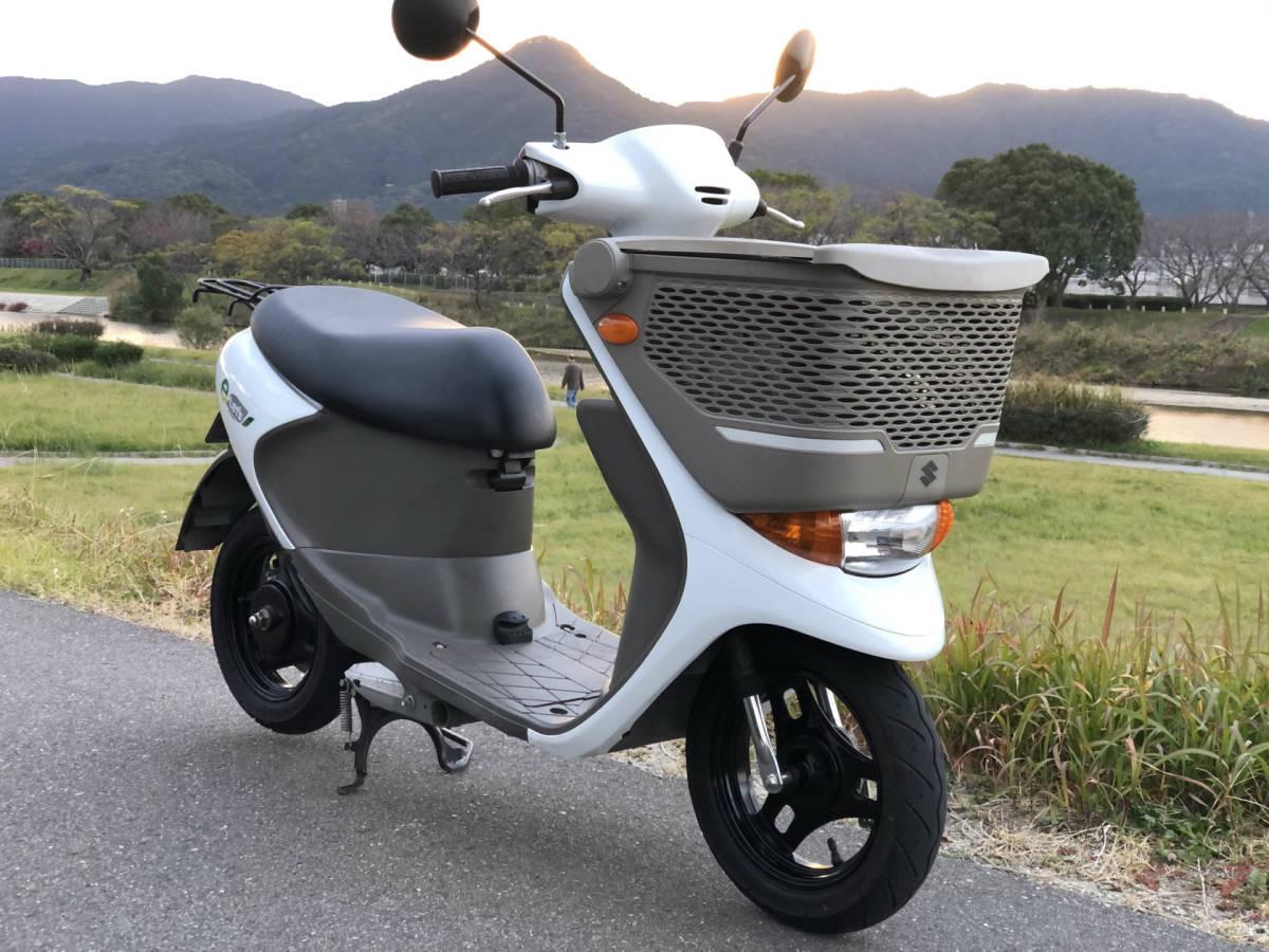 「イーレッツ e-Let's 電動スクーター 充電器付き 福岡より」の画像1