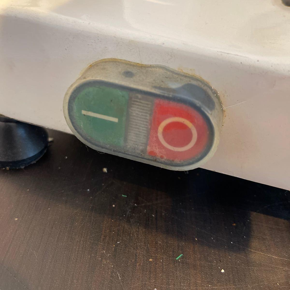 ミートスライサー 業務用 ハムスライサー フッ素樹脂コーティング チャーシュー 電動 肉スライサー PRO-220YS-BT-R KIPROSTAR_画像6