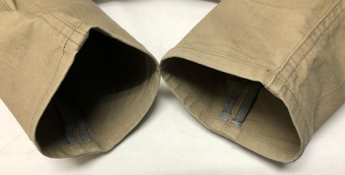 即決 Levi's 511 リーバイス ストレッチパンツ コットンパンツ メンズ W31 ウエスト約81cm Mサイズ相当 ジーンズ ジーパン_画像8