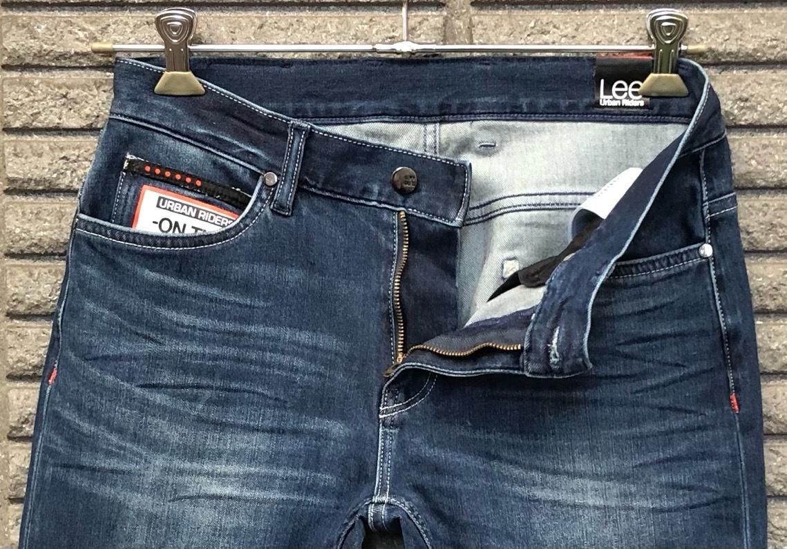 即決 Lee Urban Riders リー アーバンライダース ジーンズ ジーパン デニムパンツ メンズ W29 ウエスト約80cm Mサイズ ストレッチパンツ_画像5
