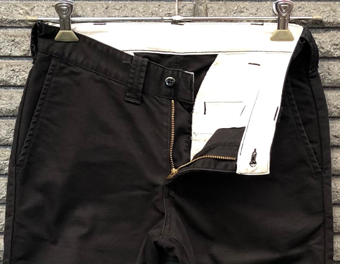 即決 Lee LEESURES リー スリムパンツ 綿パンツ チノパン ワークパンツ Sサイズ ウエスト約74cm W29相当_画像5