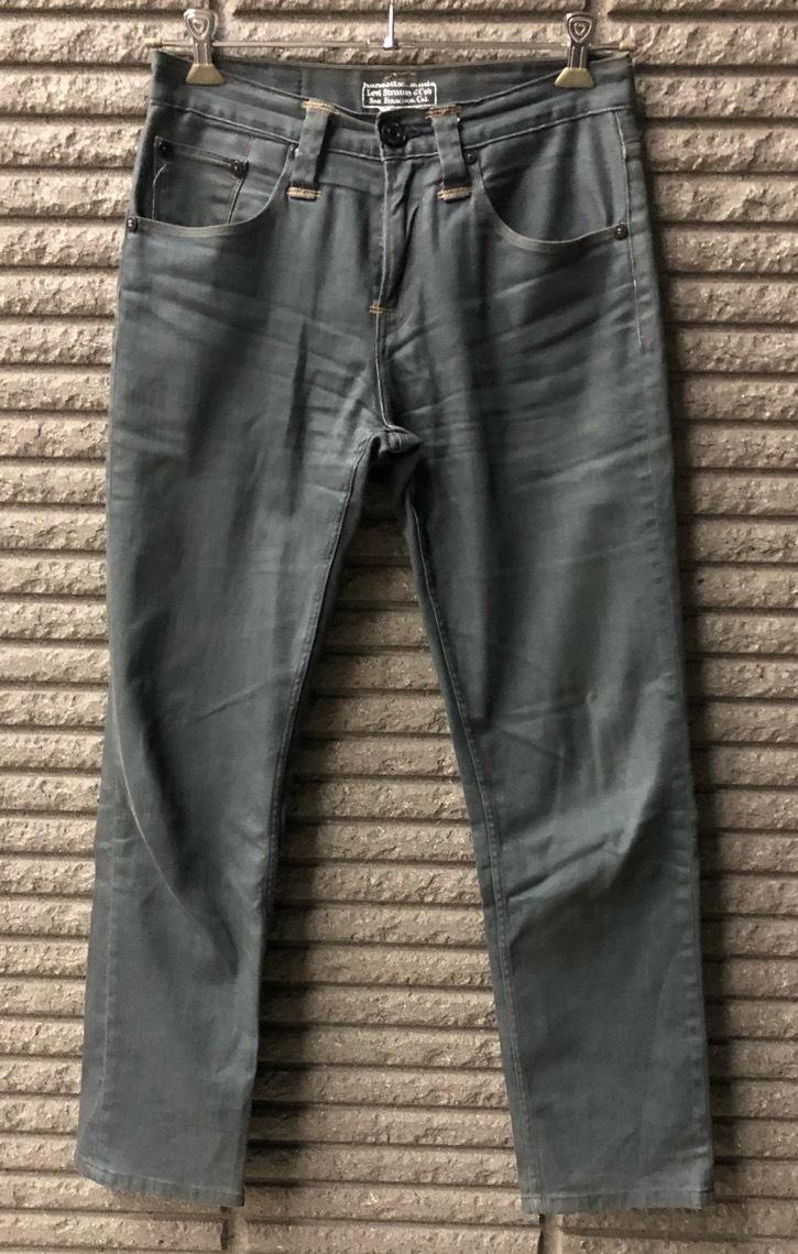 即決 Levi's リーバイス ストレッチパンツ コットンパンツ メンズ W30 ウエスト約80cm Mサイズ相当_画像1