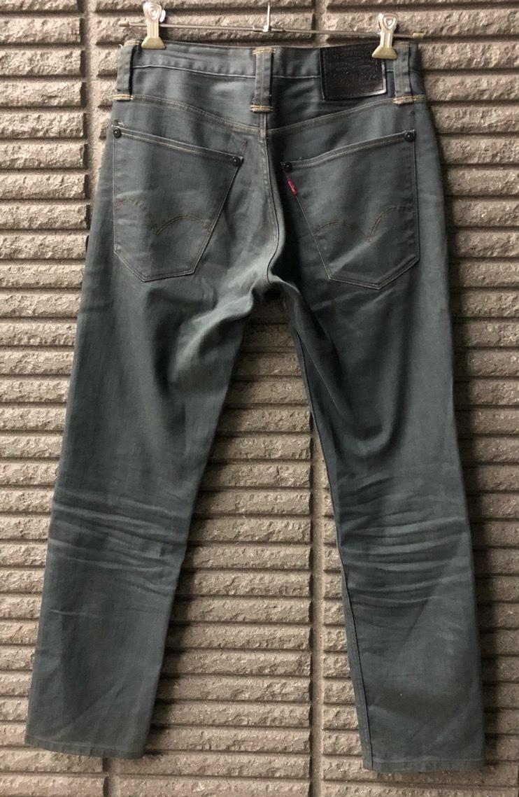 即決 Levi's リーバイス ストレッチパンツ コットンパンツ メンズ W30 ウエスト約80cm Mサイズ相当_画像2