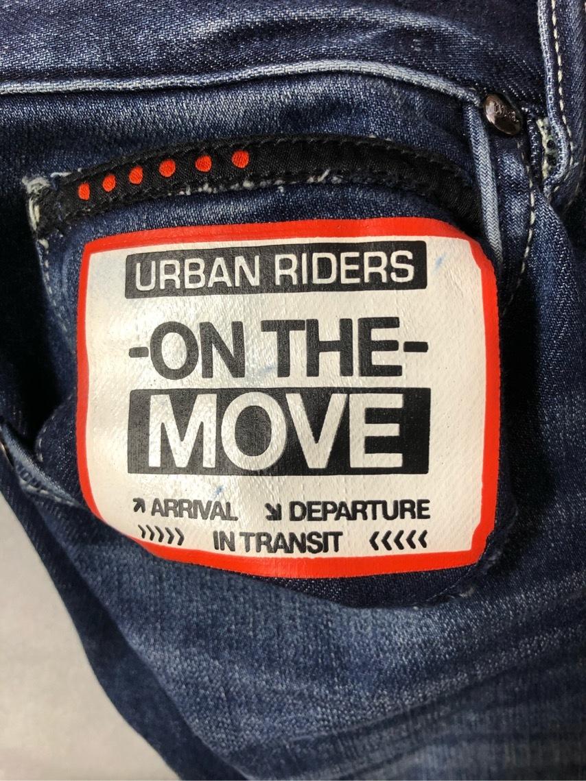 即決 Lee Urban Riders リー アーバンライダース ジーンズ ジーパン デニムパンツ メンズ W29 ウエスト約80cm Mサイズ ストレッチパンツ_画像9