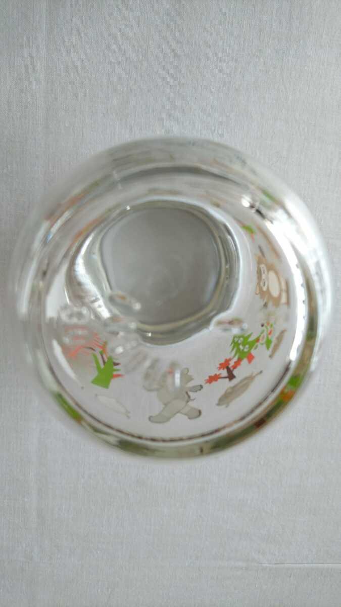 キューピーマヨネーズ 干支イラスト入瓶(空瓶 2019年 亥年 イノシシのイラスト コレクションアイテム 瓜坊てててと走り回ってます。_画像8