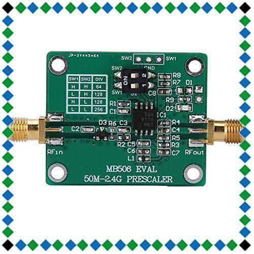 Okuguy MB506モジュール 2.4GHzマイクロ波プリスケーラ 64 128 256 DBS CATVトランシーバー用 分_画像1