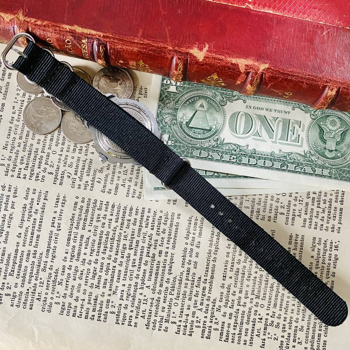【ミリタリー腕時計】VOSTOK Komandirskie 手巻き 腕時計 メンズ レディース ビンテージ ロシア ボストーク コマンダースキー 24H デイト_画像7