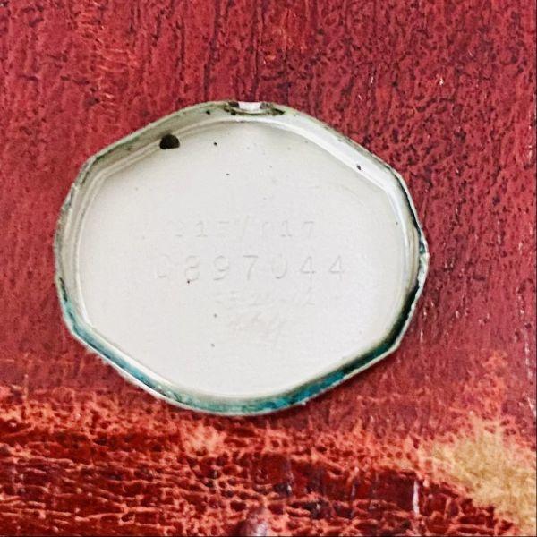 【アンティーク グリュエン】Gruen プレシジョン 10KRGP 1940年代 手巻き メンズ レディース ビンテージ アナログ 腕時計_画像10