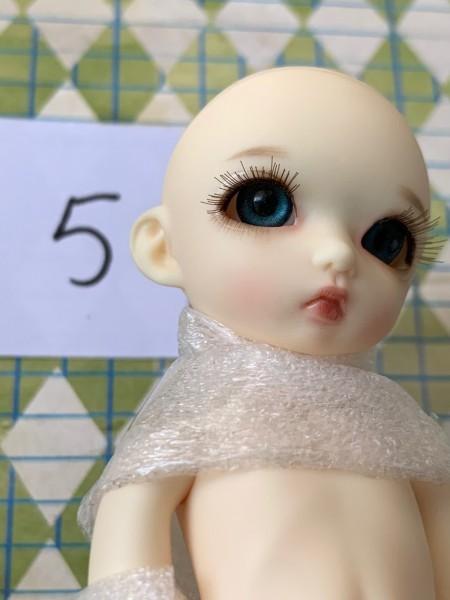 新品◆BHC◆My Sweet Heart Doll◆Resin Doll(樹脂素材) ◆nude doll with makeup & eye balls◆人形本体 NO.5_この子になります。